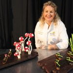 Kirsten Tibballs' Chocolate Eclairs Recipes from Cake Bake and Sweets Show